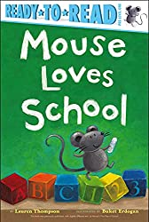 Mouse Loves School (Ready-to-Reads