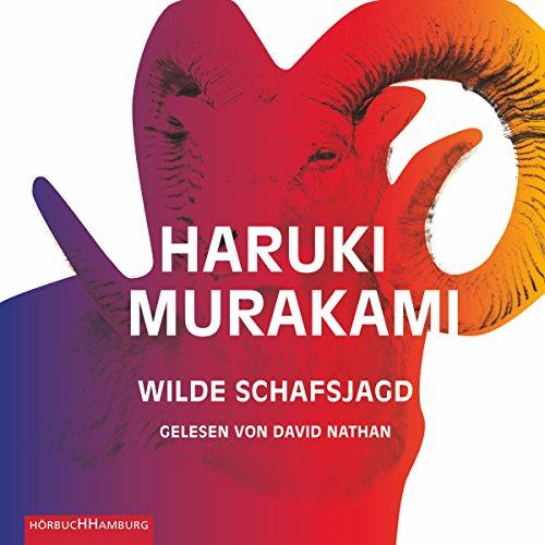 Wilde Schafsjagd audiobook cover art
