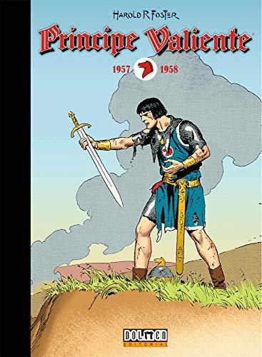 Principe Valiente 11: 1957-1958 (Sin Fronteras)