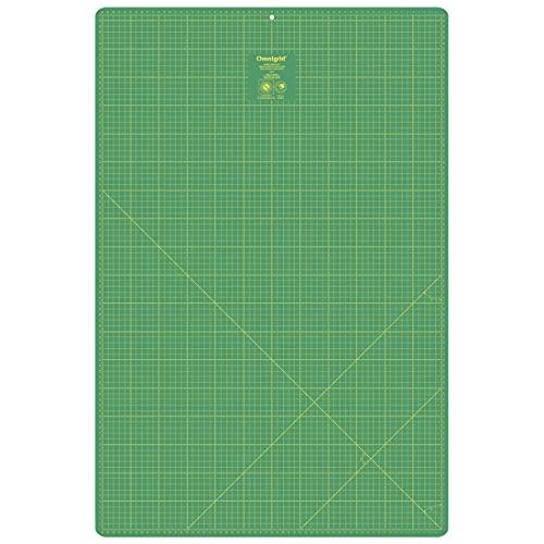 Dritz 24x36 mat, 24 X36  60cm X 91cm, Green