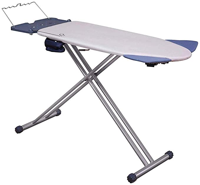 12. Mabel Home Extra-Wide Ironing Pro Board with Shoulder Wing Folding