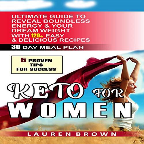 Keto for Women cover art