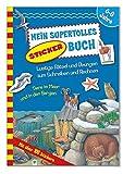 Stickerbuch Meere und Berge