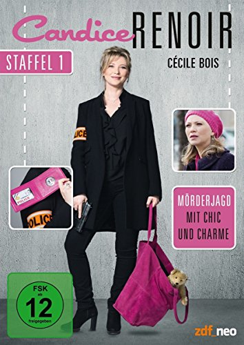 Candice Renoir - Staffel 1 [3 DVDs]