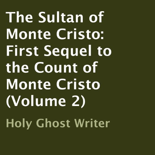 The Sultan of Monte Cristo  By  cover art