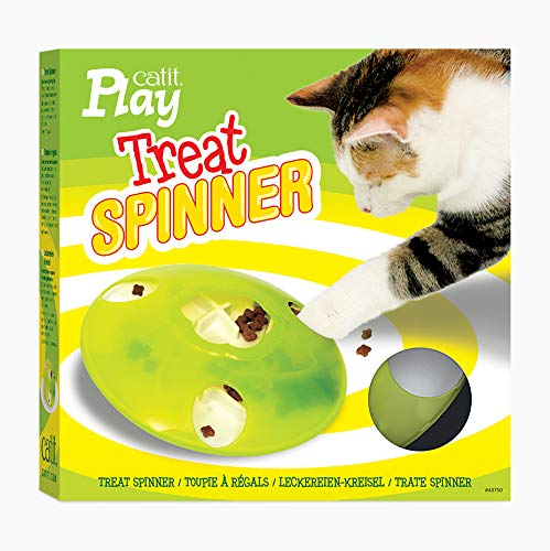catit 43750 Play - Snack Karussel, 18.5 cm