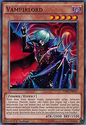 Konami DPKB-DE013 Vampirlord (Rare)
