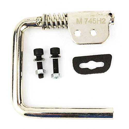 Superior Parts M745H2 Spring Loaded Rafter Hook/Retractable Nail Gun Hanger for Hitachi NR83A & Max SN890CH2