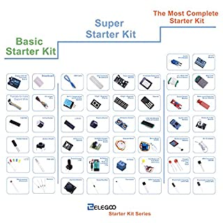 شراء Elegoo EL-KIT-003 UNO Project Super Starter Kit