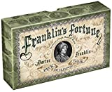 Franklin's Fortune | An Incredibly Fun Strategy Game | Uncover Benjamin Franklin's Secrets to Health, Wealth, & Wisdom | Educational Game & Family Game for Ages 14 & Up