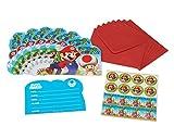 amscan Super Mario Party-Reihe, Amerikanische Größe -