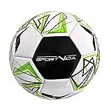 SportVida Fußball Größe 5 Trainingsball Ball (SV-WX0009)