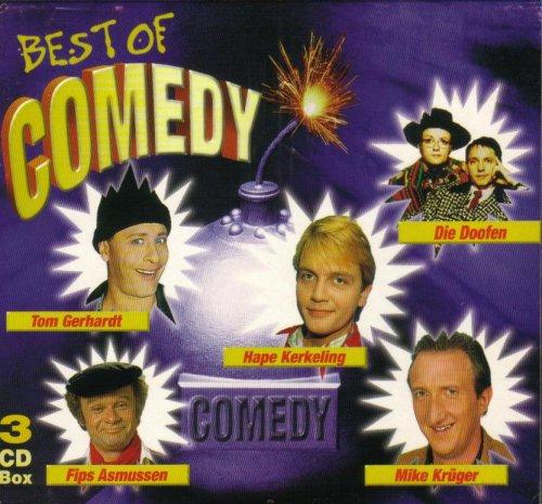 Best of Comedy (3 CD-Set feat. Die Doofen, Tom Gerhardt, Hape Kerkeling, Fips Asmussen a.m.m.)
