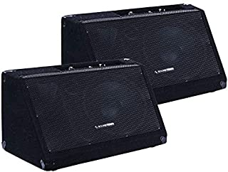 Sound Town 2-Pack Powered DJ PA