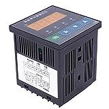 Controlador de nivel de líquido, controlador de presión de plástico inteligente con cuatro funciones de alarma para sumidero para jarra para pozo de captura para piscina