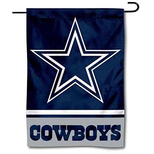 WinCraft Dallas Double Sided Garden Flag