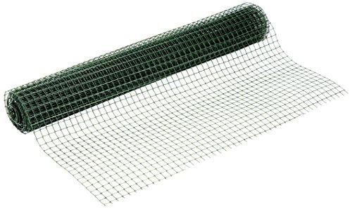 Catral 52010017 - Rollo malla cuadrada, 0.2 x 500 x 100.0 cm, color verde