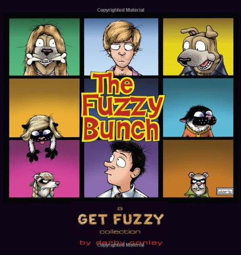 The Fuzzy Bunch: A Get Fuzzy Collection (Volume 20)