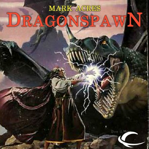 Dragonspawn audiobook cover art