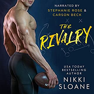 The Rivalry audiobook cover art