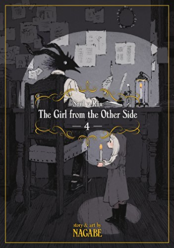 The Girl From the Other Side: Siúil, a Rún Vol. 4 (The Girl From the Other Side: Siúil, a Rún, 4)