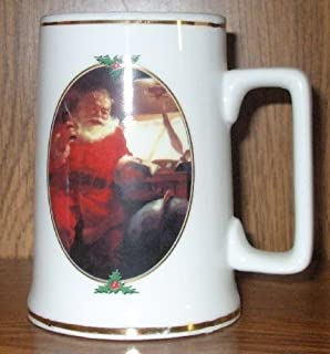 Good Boys and Girls Coca-Cola 1996 Collector's Edition Santa Mug by Coca-Cola