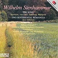 Song The (Sangen); 2 Sentimen by WILHELM STENHAMMAR (1994-11-21)
