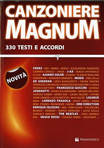 chitarra acustica dennis bottero music Canzoniere magnum. 330 testi e accordi