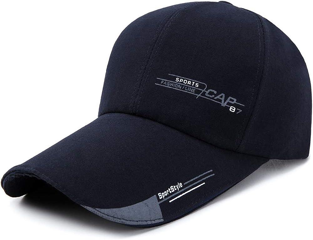 EZ-Joyce overseas Unisex Long Brim National products Baseball Cotton Hat Cap Sun Adjustable