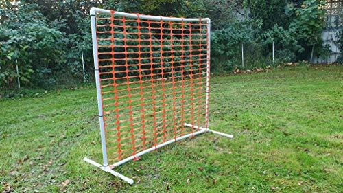 Wuzzmann HOOPERS Agility Zaun orange/Gate/Gatter/Trennzaun, aus Kunststoff, NADAC Hoopers
