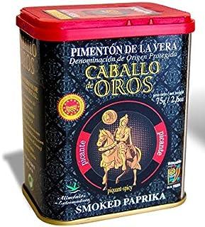 Pimentón de la Vera Picante D.O.P. Lata de 75 gr.