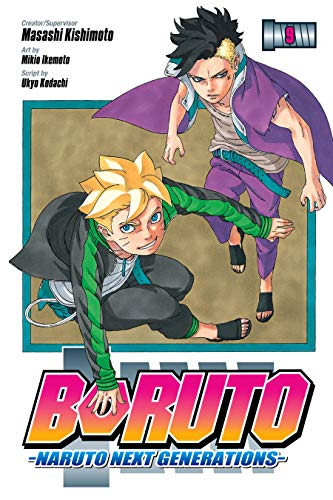 Boruto: Naruto Next Generations, Vol. 9: Up to You (English Edition) eBook:  Kodachi, Ukyo, Ikemoto, Mikio: Amazon.fr