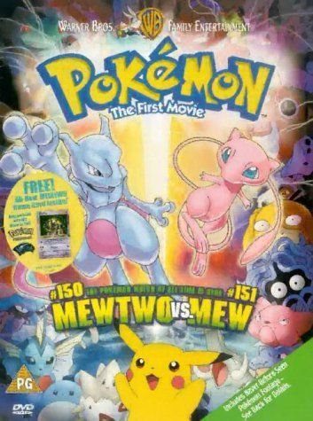 Pocket Monsters: Mewtwo Strikes Back! [Import anglais]