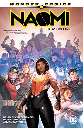 Naomi: Season One (2019) (Naomi (2019))