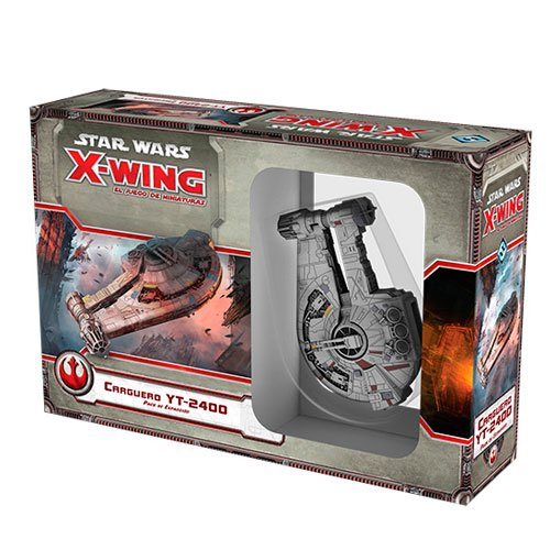 Fantasy Flight Games- Star Wars X-Wing: carguero yt-2400 (Edge Entertainment SWX23)