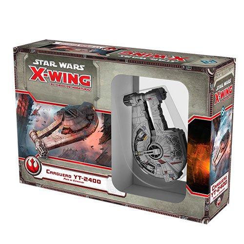 Fantasy Flight Games- Star Wars X-Wing: carguero yt-2400 (Edge Entertainment...