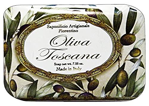 Lot 12 Fiorentino Savon Olive 200 gr. Les savons et cosmétiques