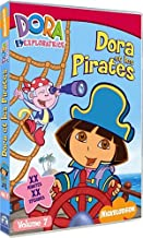 Dora l'exploratrice, Vol.7 : Dora et les pirates