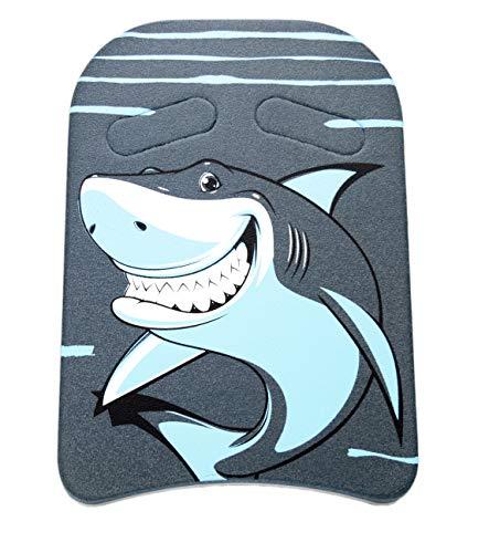 BECO Schwimmbrett Schwimmhilfe Kickboard - Trainingshilfe fürs Schwimm-Training - für Erwachsene, Jugendliche und Kinder-marine, normal