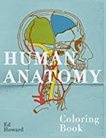 Human Anatomy Coloring Book: Visual and Instructive Guide To the Human Body - Muscles, Bones, Blood, Nerves and Their Phisiology