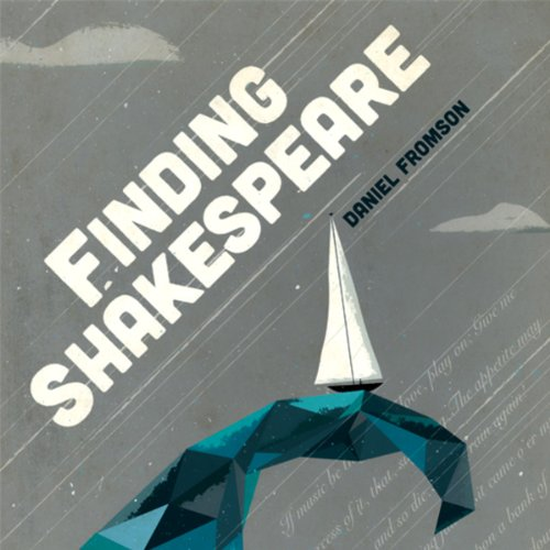 Finding Shakespeare audiobook cover art