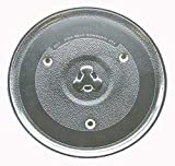 Sunbeam Microwave Glass Turntable Plate / Tray 10 1/2'