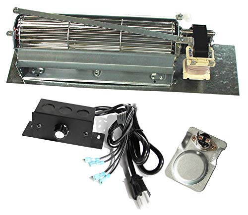 Hyco FK24 Fireplace Blower Fan kit for Majestic,...
