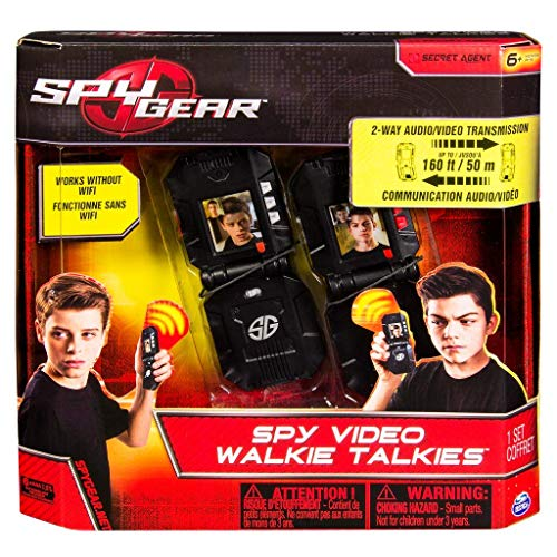 Spy Gear Video Walkie Talkiesu0022 not WalkieTalkies