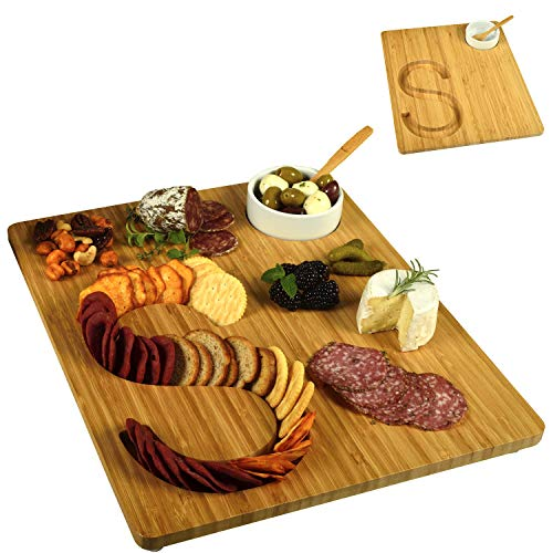 cheese and crackers plate - 7