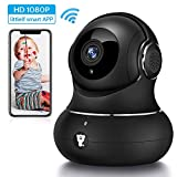 WiFi Camera Indoor, Littlelf 1080P Wireless Home Security Camera with Motion Detection, Night