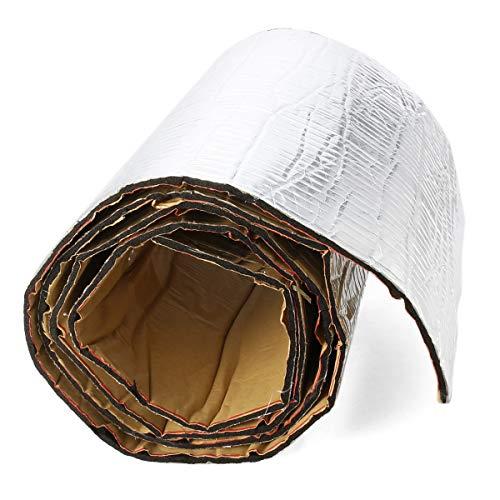 Protector de sonido para cortafuegos de coche, 5 mm, aislamiento de ruido, protector de calor