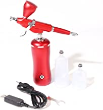 Mini Kit Aerographe Patisserie, Décoration De Gâteau De Pistolet De Pulvérisation Portable, Machine De Pulvérisation Avec ...