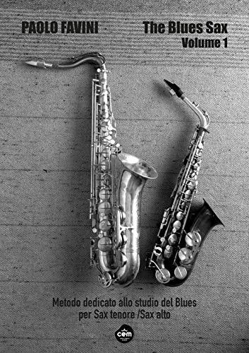 The blues sax. Con File audio per il download: 1