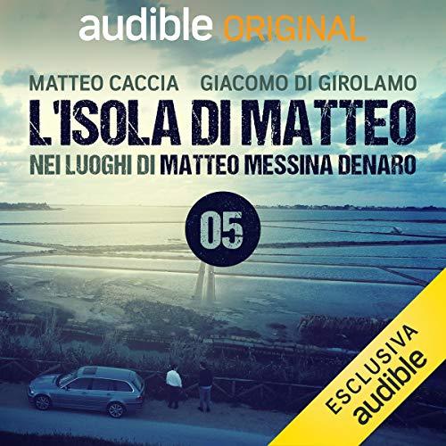 Castelvetrano Audiobook By Matteo Caccia cover art